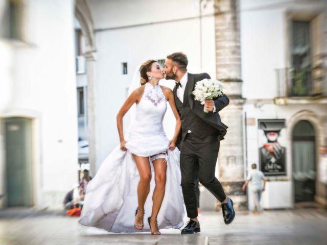 Il matrimonio di nunzia e angelo a Taranto, Taranto 83