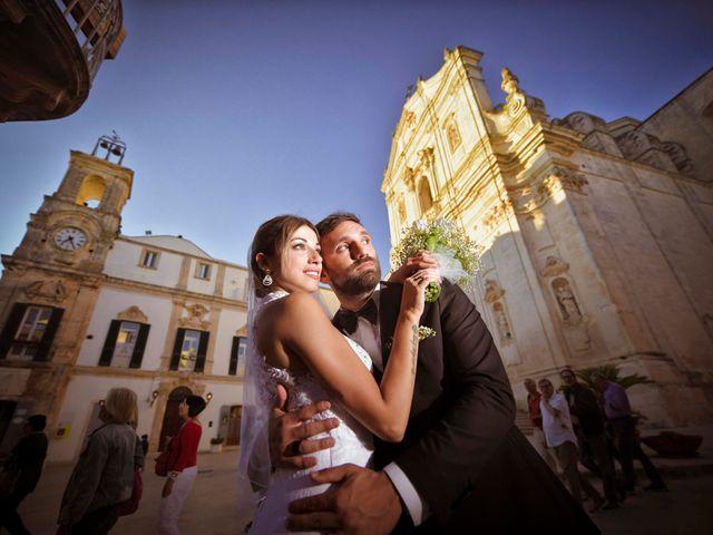 Il matrimonio di nunzia e angelo a Taranto, Taranto 85