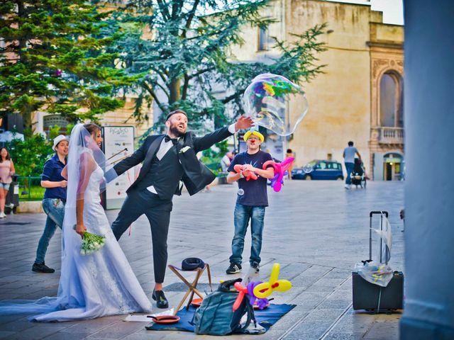 Il matrimonio di nunzia e angelo a Taranto, Taranto 86