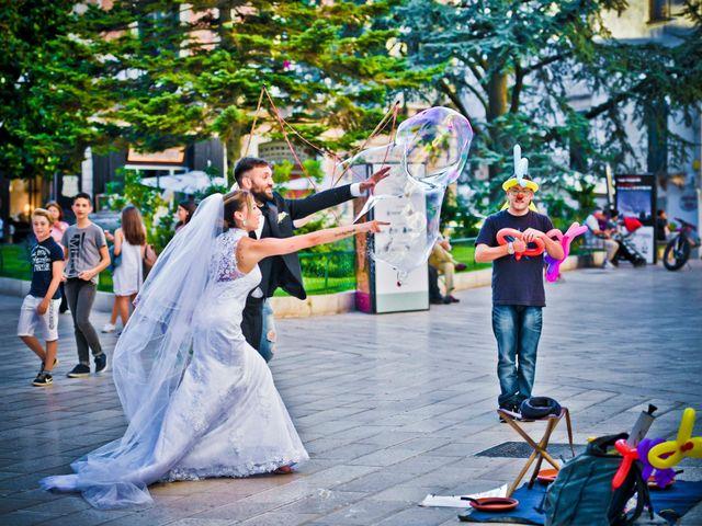 Il matrimonio di nunzia e angelo a Taranto, Taranto 87