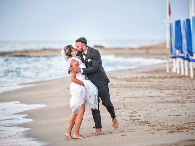 Il matrimonio di nunzia e angelo a Taranto, Taranto 91