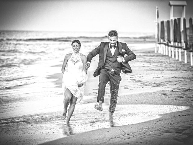 Il matrimonio di nunzia e angelo a Taranto, Taranto 92