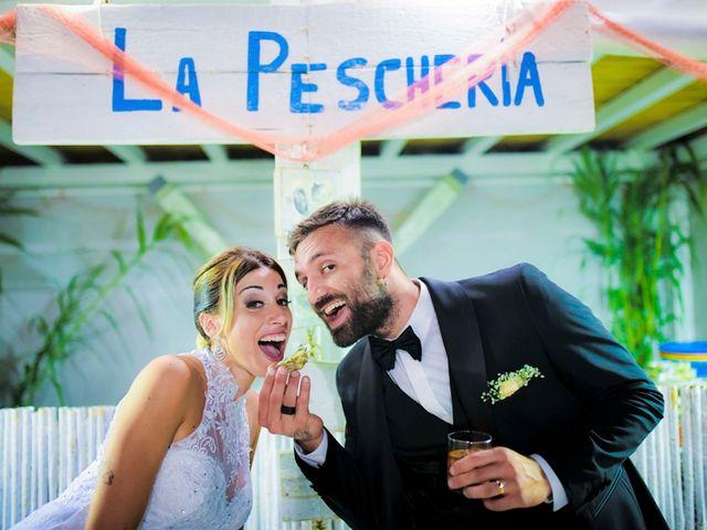 Il matrimonio di nunzia e angelo a Taranto, Taranto 99