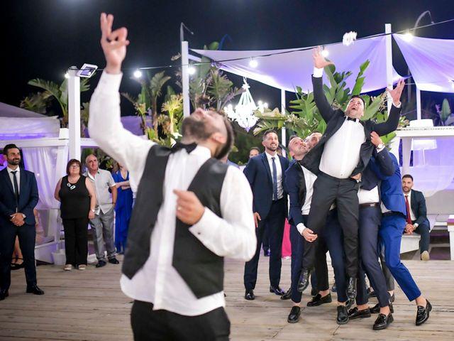 Il matrimonio di nunzia e angelo a Taranto, Taranto 101