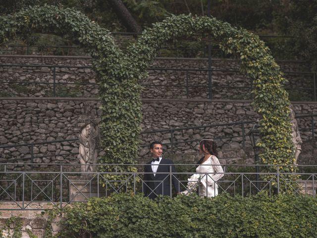 Le nozze di Antonello e Mena