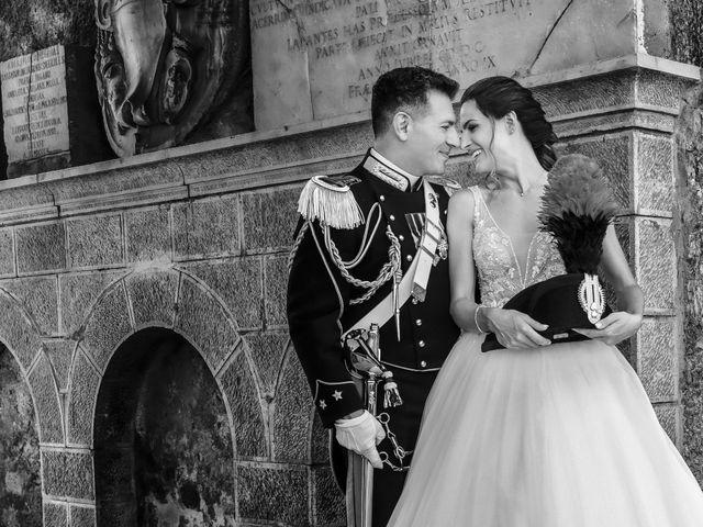 Il matrimonio di Martina e Giovanni a Torre Orsaia, Salerno 10