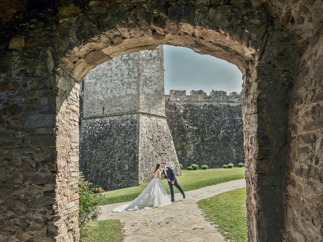 Il matrimonio di Martina e Giovanni a Torre Orsaia, Salerno 11