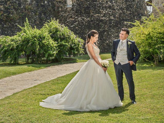 Il matrimonio di Martina e Giovanni a Torre Orsaia, Salerno 13