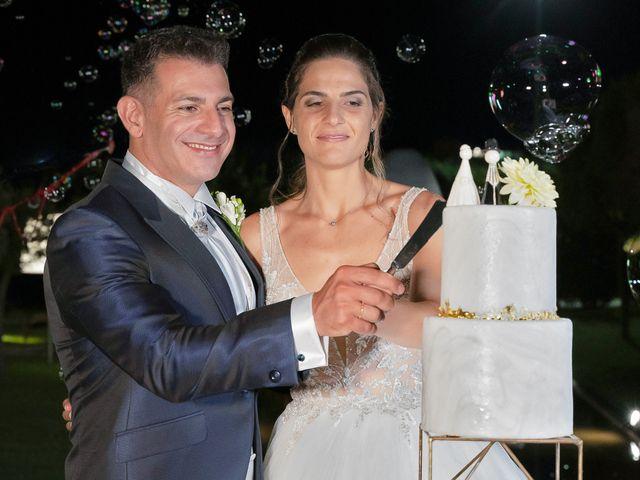 Il matrimonio di Martina e Giovanni a Torre Orsaia, Salerno 18