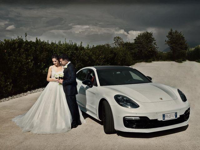 Il matrimonio di Martina e Giovanni a Torre Orsaia, Salerno 19
