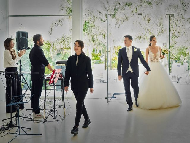 Il matrimonio di Martina e Giovanni a Torre Orsaia, Salerno 20