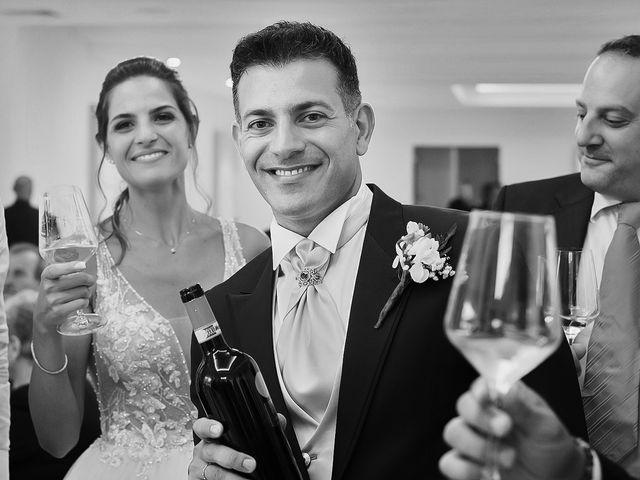 Il matrimonio di Martina e Giovanni a Torre Orsaia, Salerno 21