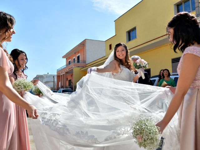Il matrimonio di Alessandro e Giusy a Manduria, Taranto 16