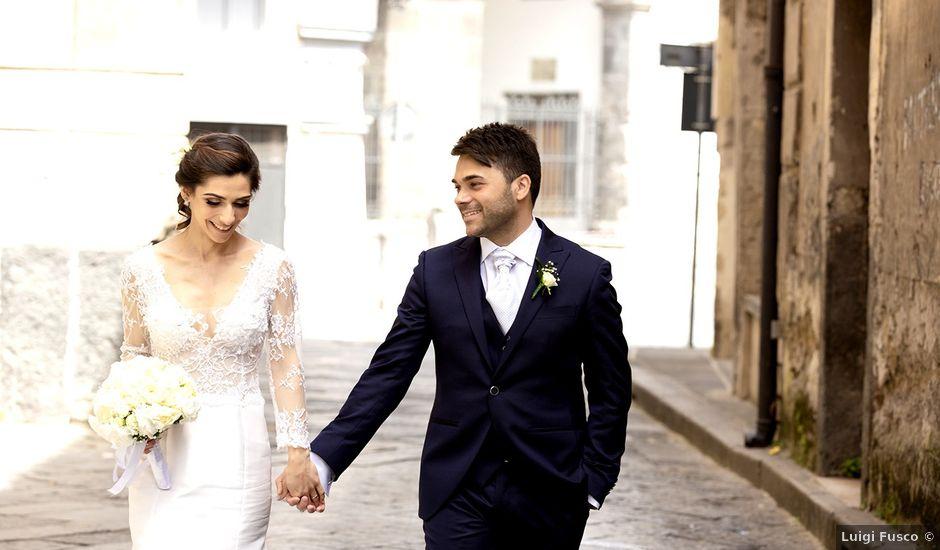 Il matrimonio di Vincenzo e Giusy a Trentola-Ducenta, Caserta
