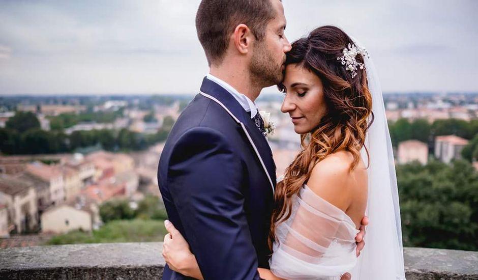 Il matrimonio di Alessandro e Daria a Monselice, Padova