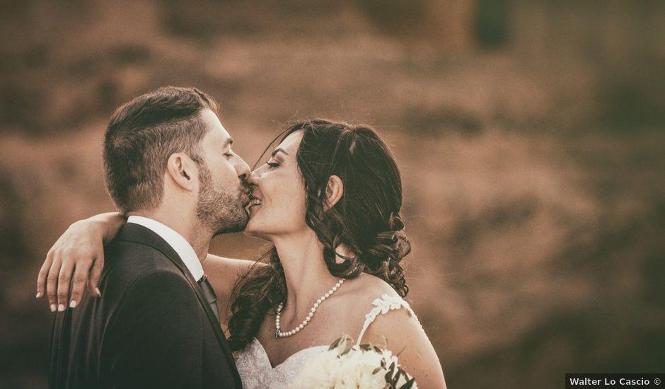 Il matrimonio di Davide e Alessandra a San Cataldo, Caltanissetta