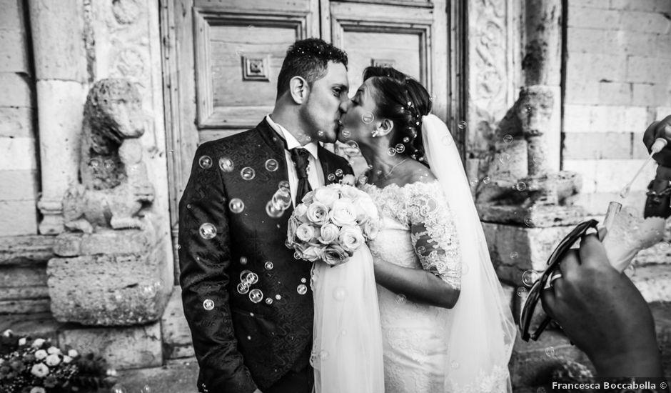 Il matrimonio di Francesco e Giusy a Assisi, Perugia
