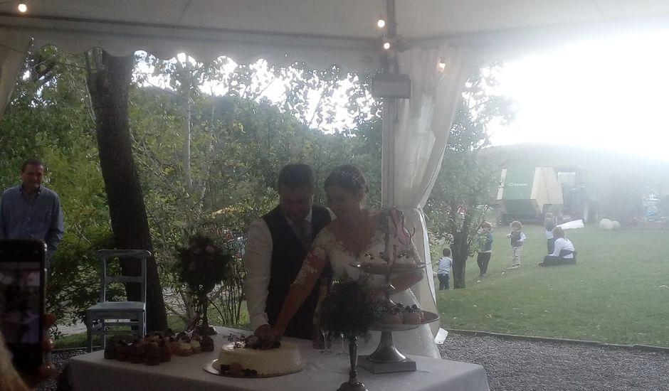 Il matrimonio di Daniele e Valentina a Fortunago, Pavia