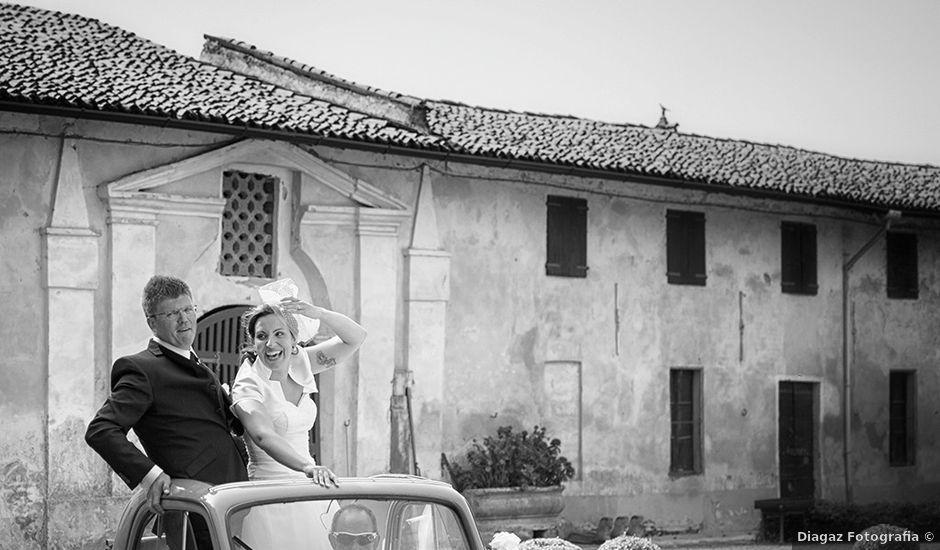 Il matrimonio di Ronny e Elisabetta a San Daniele Po, Cremona