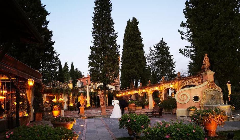 Il matrimonio di Vanessa e Francesco a Montespertoli, Firenze