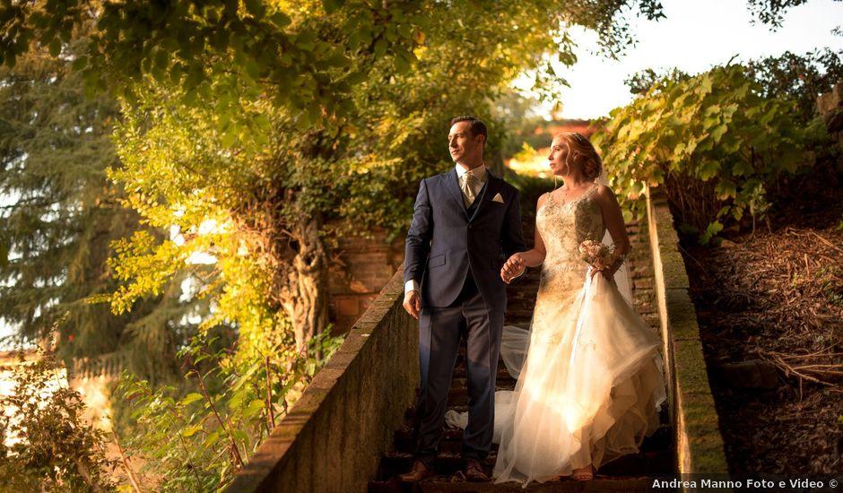 Il matrimonio di Michele e Aubrey a Lucca, Lucca