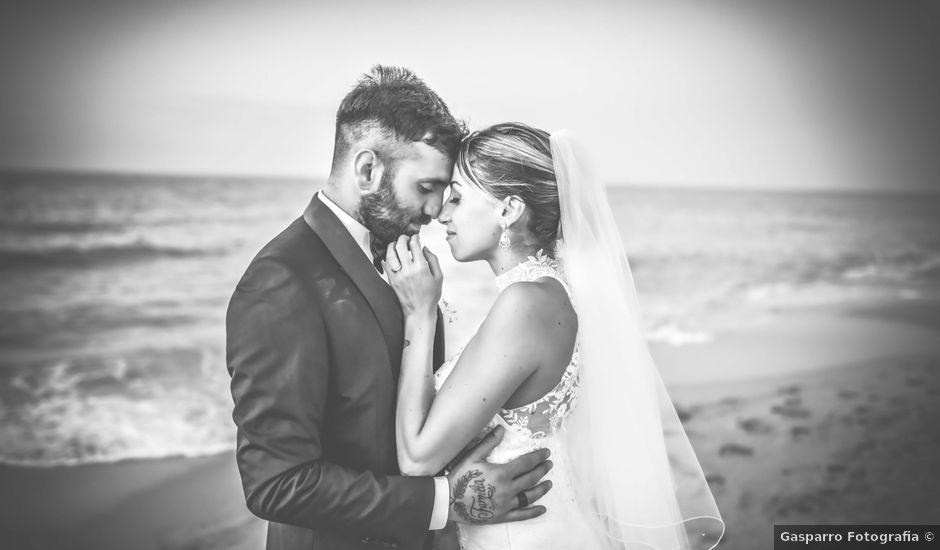 Il matrimonio di nunzia e angelo a Taranto, Taranto