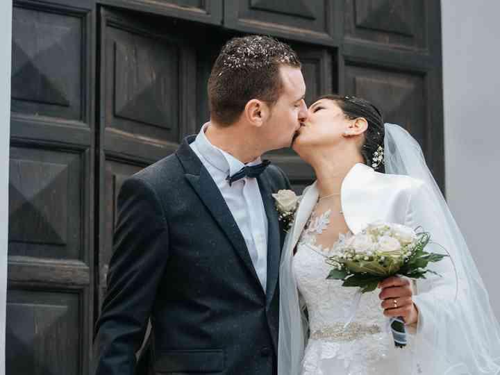 Le nozze di Yeni e Claudio