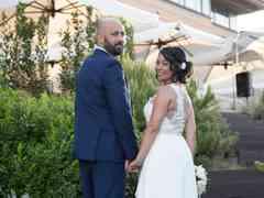 le nozze di Tina e Sylvain 938