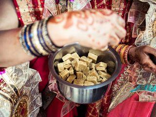 Le nozze di Sourabh e Namita 1