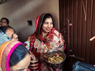 Le nozze di Sourabh e Namita 2