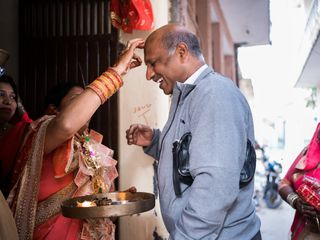 Le nozze di Sourabh e Namita 3