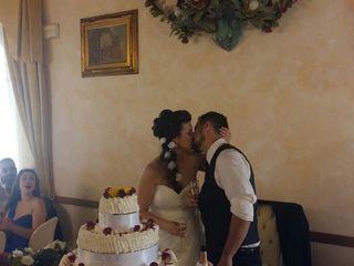 Le nozze di Chiara e Simone 1