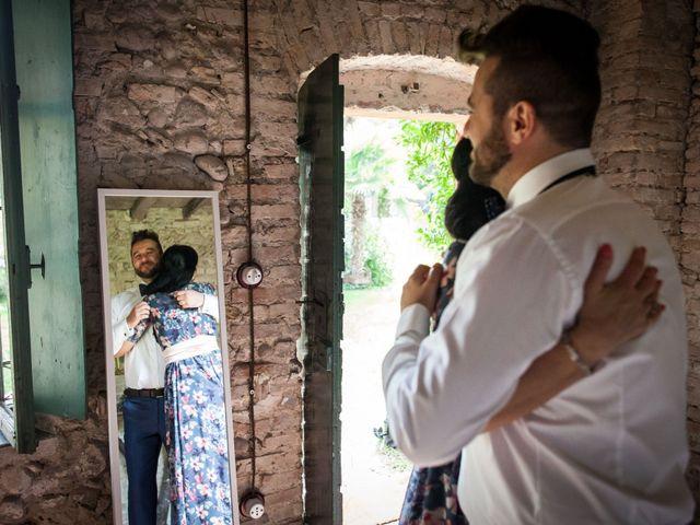 Il matrimonio di Matteo e Anastasia a Medole, Mantova 15