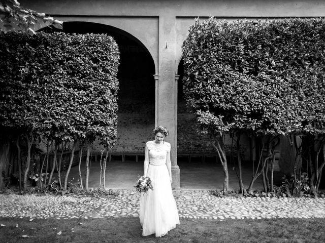 Il matrimonio di Matteo e Anastasia a Medole, Mantova 45