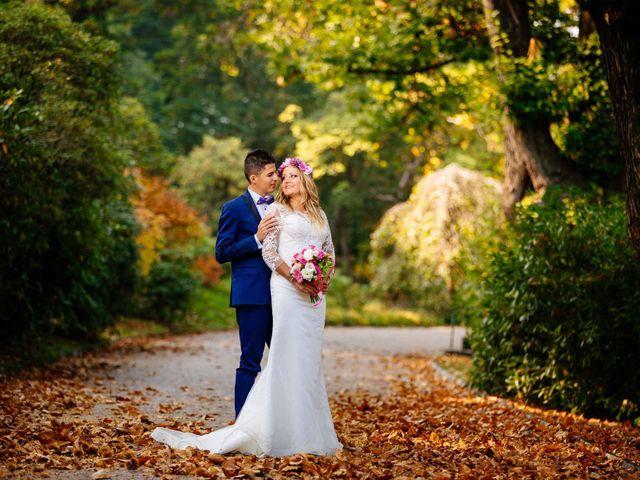 le nozze di Simona e Andrei