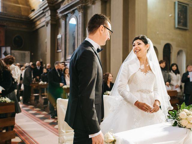 Il matrimonio di Claudio e Yeni a Cappella Cantone, Cremona 21
