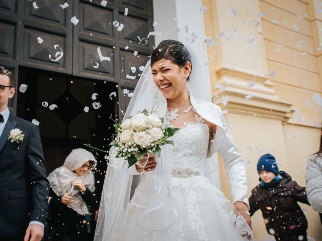 Il matrimonio di Claudio e Yeni a Cappella Cantone, Cremona 1