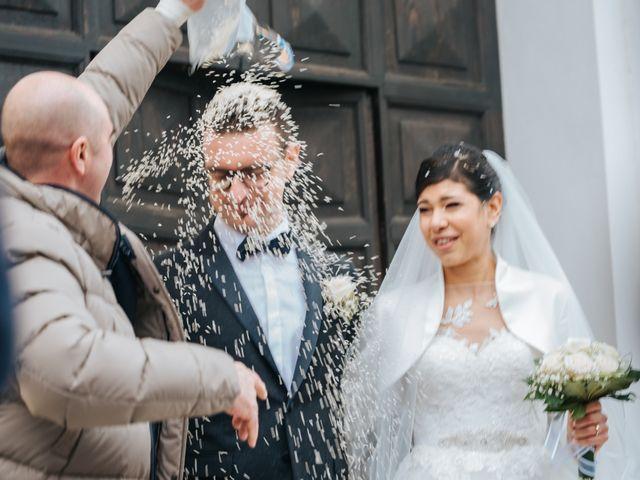 Il matrimonio di Claudio e Yeni a Cappella Cantone, Cremona 26