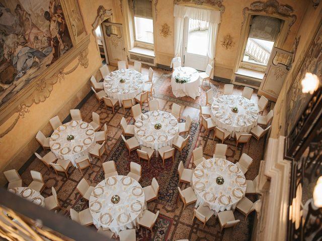 Il matrimonio di Claudio e Yeni a Cappella Cantone, Cremona 35