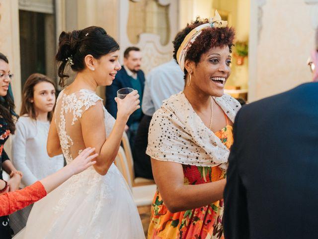 Il matrimonio di Claudio e Yeni a Cappella Cantone, Cremona 47