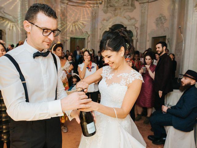 Il matrimonio di Claudio e Yeni a Cappella Cantone, Cremona 48