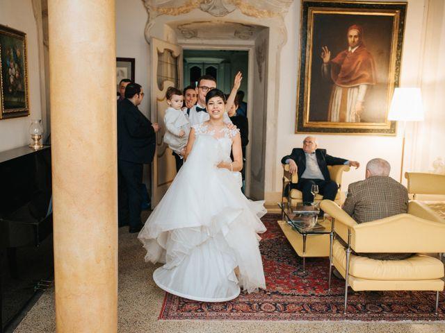 Il matrimonio di Claudio e Yeni a Cappella Cantone, Cremona 51