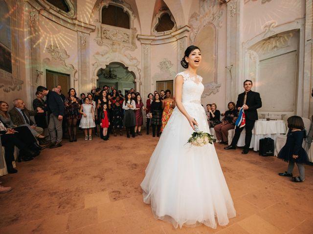 Il matrimonio di Claudio e Yeni a Cappella Cantone, Cremona 53