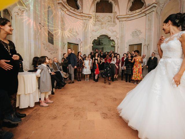 Il matrimonio di Claudio e Yeni a Cappella Cantone, Cremona 54