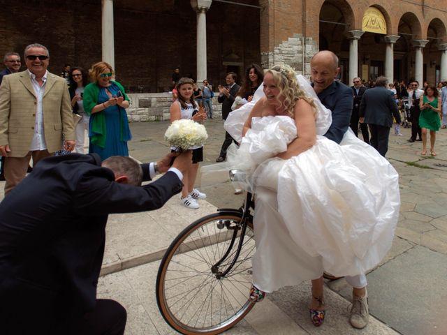 Il matrimonio di Roberto e Nicoletta a Ravenna, Ravenna 12