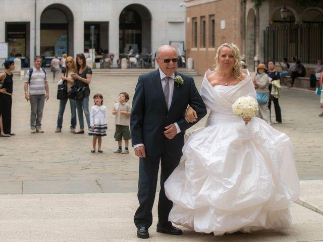 Il matrimonio di Roberto e Nicoletta a Ravenna, Ravenna 20