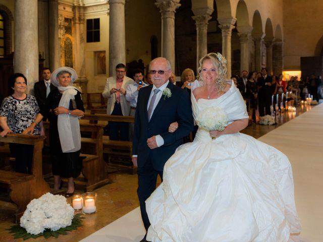 Il matrimonio di Roberto e Nicoletta a Ravenna, Ravenna 22