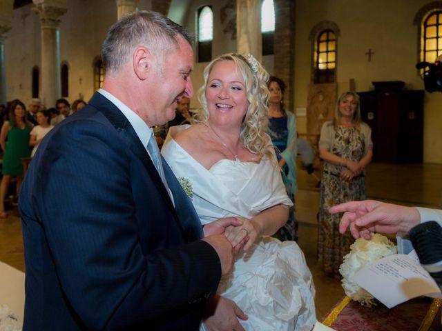 Il matrimonio di Roberto e Nicoletta a Ravenna, Ravenna 32