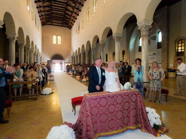 Il matrimonio di Roberto e Nicoletta a Ravenna, Ravenna 34