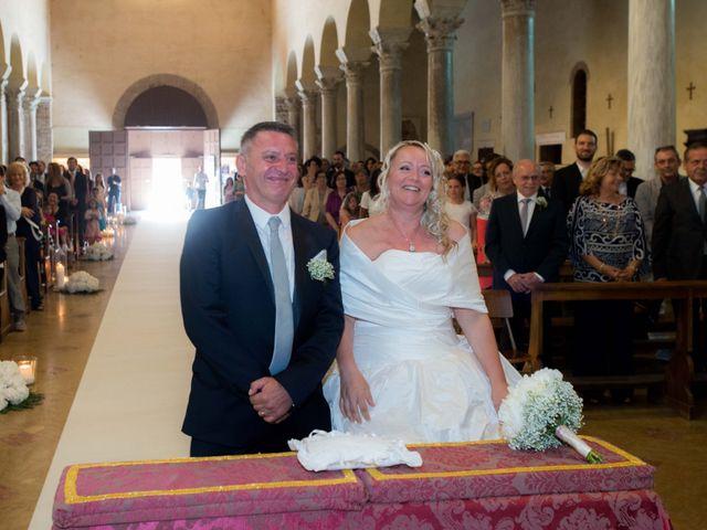 Il matrimonio di Roberto e Nicoletta a Ravenna, Ravenna 35